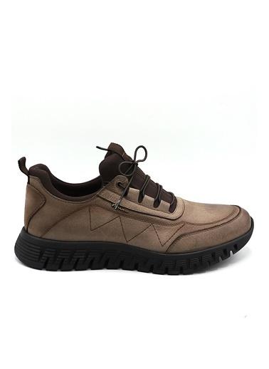 La scada 12346 Kahverengı Erkek Spor Ayakkabı Kahve